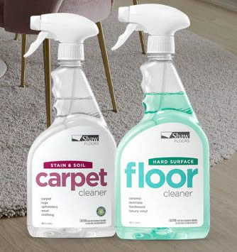 Shaw Cleaning Solutions Floor Cleaning Supplies