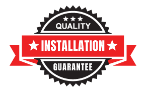 Quality Installation Guarantee