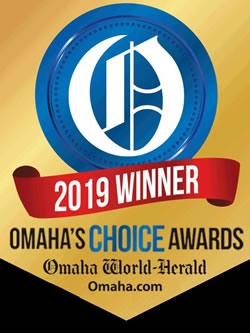 2019 Omaha's Choice Award Winner