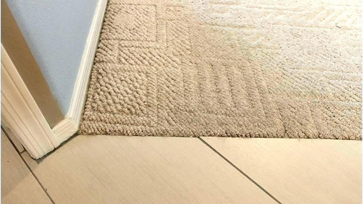 Can You Install Carpet Over Tile Floor, Can I Install Laminate Flooring Over Carpet Pad