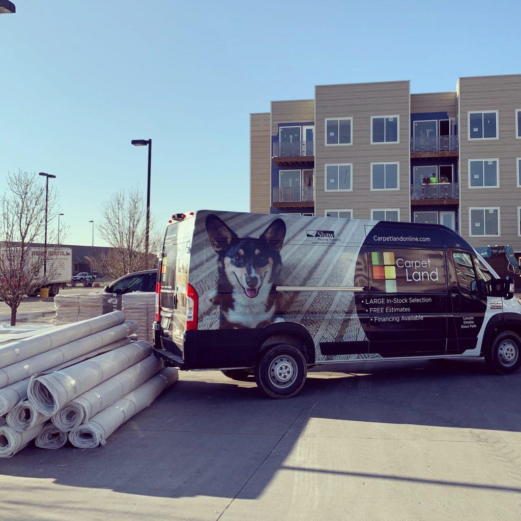 Apartment Program Carpet Land Omaha