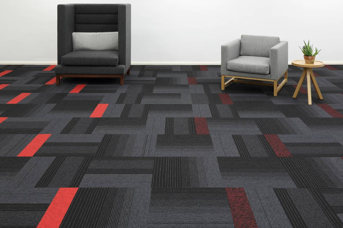 Carpet Tiles Benefits